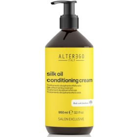 Alter Ego Italy Silk Oil Conditioning Cream hoitoaine 950 mL