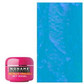 Noname Cosmetics Sky Angel Metallic UV geeli 5 g