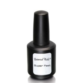 Universal Nails Super Fast UV/LED Sealer päällysgeeli 12 mL