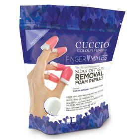 Cuccio Finger Mates Täyttö Vaahtomuovit 50 kpl