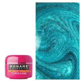 Noname Cosmetics Turquoise Metallic UV geeli 5 g