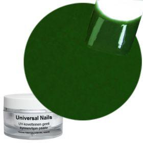 Universal Nails Vihreä UV värigeeli 10 g