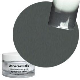 Universal Nails Harmaa UV/LED värigeeli 10 g