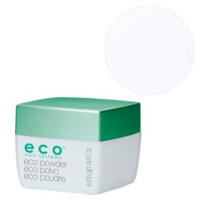 Eco Nail Systems Valkoinen Eco akryylipuuteri 55 g