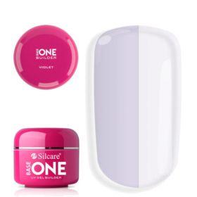 Silcare Base One Paksu Violetti UV-geeli 30 g