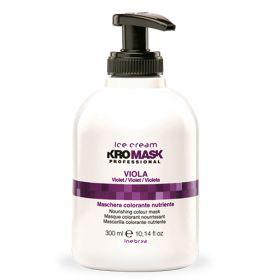 Inebrya Ice Cream Kromask Pigmenttihoitoaine violetti 300 mL