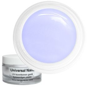 Universal Nails Wet Glaze UV/LED päällysgeeli 30 g