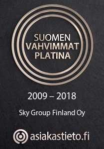 Suomen Vahvimmat Sky Group Finland Oy
